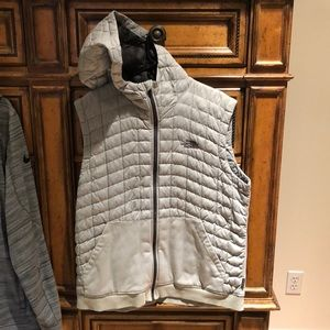 North Face Thermoball vest